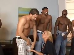 Interracial BBC reparations compilation